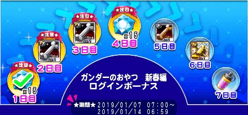 ガンダーのおやつ新春編
